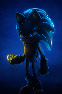 Sonic The Hedgehog4k Artwork