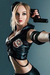 Sonya Blade Mortal Kombat 11 Cosplay