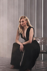 240x320 Sophie Turner 2020 4k