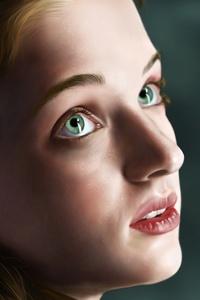 Sophie Turner 5k Portrait Fanart