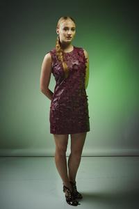 Sophie Turner Comic Con 4k