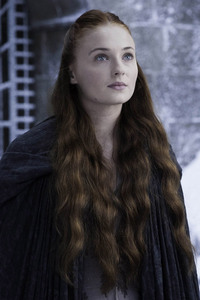 Sophie Turner Game Of Thrones Season 7