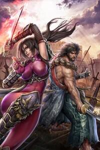 1080x1920 Soul Calibur Lost Swords Game