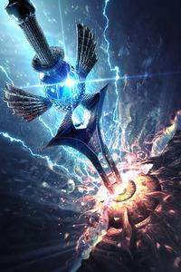 Soulcalibur 6 2018 Game Poster