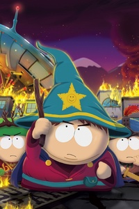 2160x3840 South Park 4k