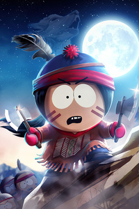 800x1280 South Park Phone Destroyer 4k
