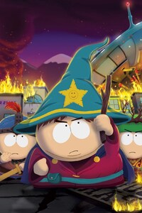 1080x2280 South Park The Stick Of Truth