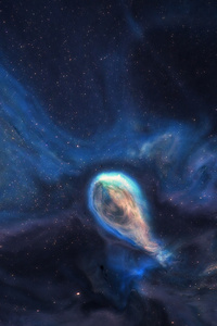 Space Abstract Art