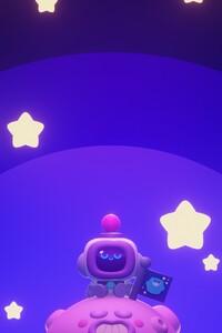 Space Bot 4k
