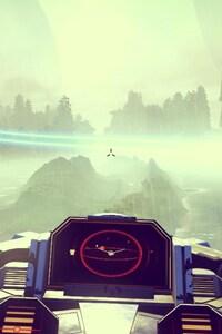 Space Craft No Mans Sky Game
