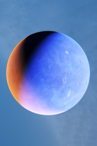 540x960 Space Engine Planet 5k