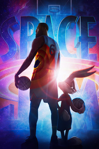 750x1334 Space Jam A New Legacy Poster