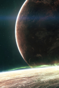 540x960 Space Oblivion 4k
