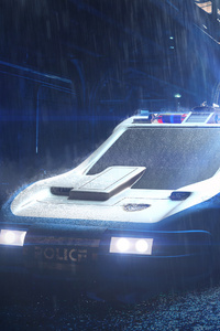 Space Police Cruiser