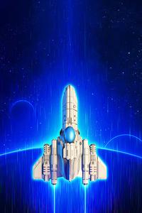 Space Shuttle 4k