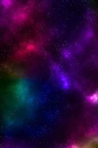 Space Stars Galaxy Abstract 4k