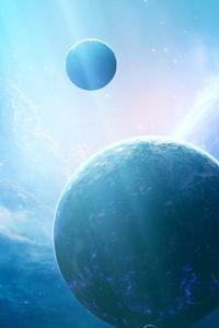 1080x1920 Space Symphony