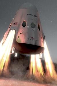 Space X Spaceship