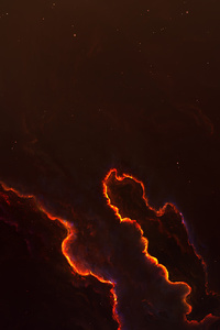 1242x2688 Spacescapes Hd