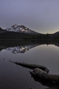 Sparks Lake Sunrise 4k