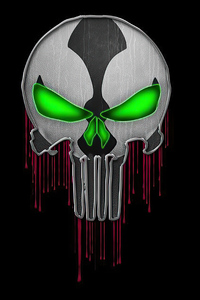 Spawn Logo 4k