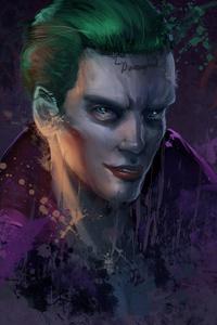 Speed Paint Joker