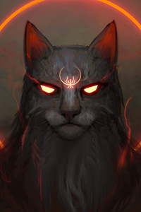 320x480 Spicy Meow