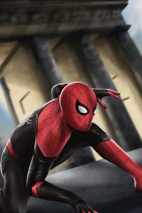Spider 4k Artwork