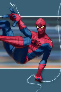 Spider Boy 5k