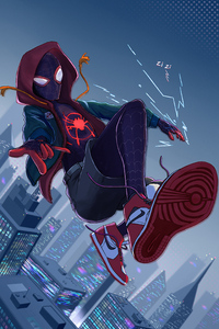 Spider Boy Artwork