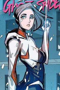 Spider Gwen Artist 4k