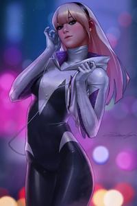 Spider Gwen Stacy 4k 2020