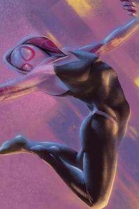 Spider Gwen Stacy Art