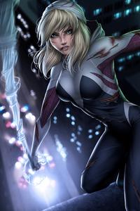 Spider Gwen4k