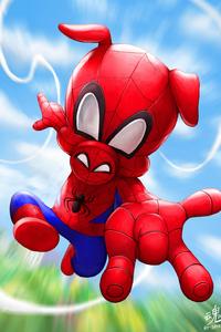Spider Ham Art