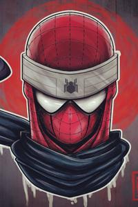 Spider Head In Venoms Hand