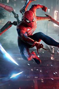 720x1280 Spider Man 2 8k