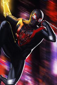 Spider Man 2020 Artwork 4k