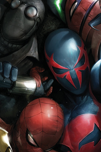 Spider Man 2099 Comicbook Poster