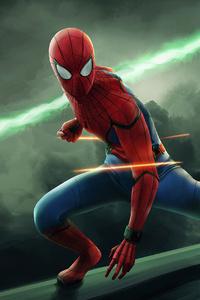 Spider Man 4k 2019 Art