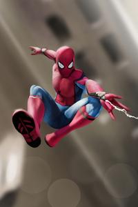 1080x2160 Spider Man 4k 2020
