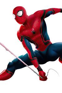 Spider Man 4k Artwork