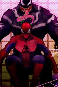 Spider Man 4k Venom