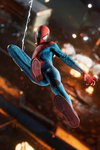 720x1280 Spider Man 5k