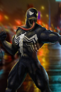 480x854 Spider Man And Venomart