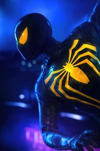 480x800 Spider Man Anti Ock Suit 4k