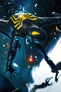 Spider Man Anti Ock Suit
