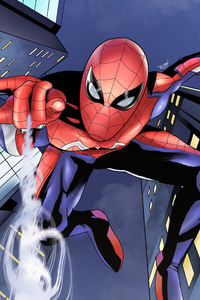 Spider Man Art