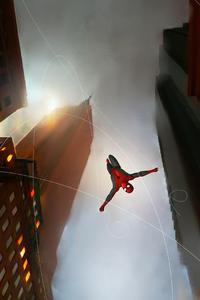 Spider Man Art New