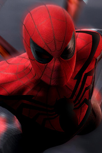 1280x2120 Spider Man Art Neww
